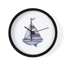 bosun wall clock