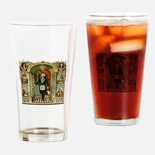 George Washington Freemason Drinking Glass