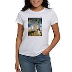 Umbrella / Eng Spring Women's T-Shirt