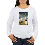 Umbrella / Eng Spring Women's Long Sleeve T-Shirt