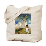Umbrella / Eng Spring Tote Bag