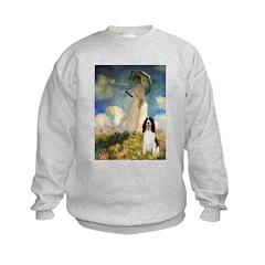 Umbrella / Eng Spring Sweatshirt
