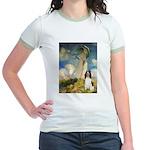 Umbrella / Eng Spring Jr. Ringer T-Shirt