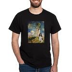 Umbrella / Eng Spring Dark T-Shirt