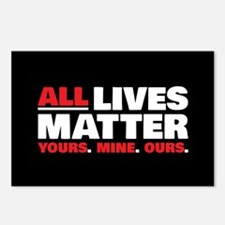 All Lives Matter Postcards (Package of 8)