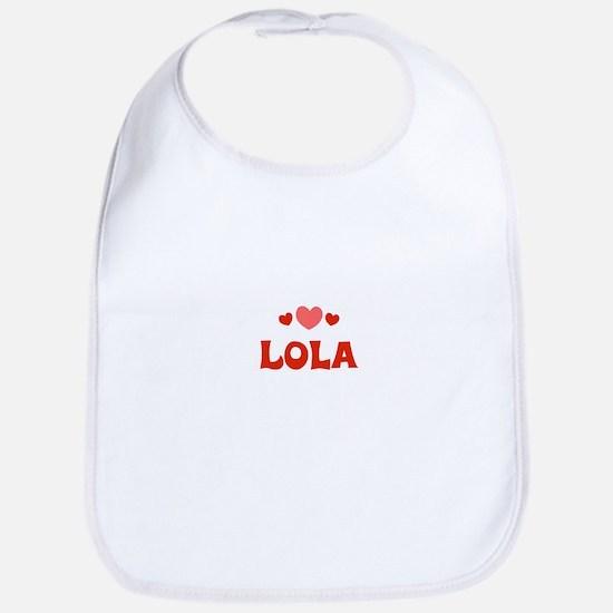 Lola Bib