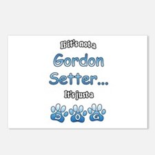Gordon Not Postcards (Package of 8)