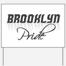 Unique Brooks Yard Sign
