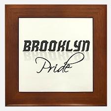 Funny Brookings Framed Tile