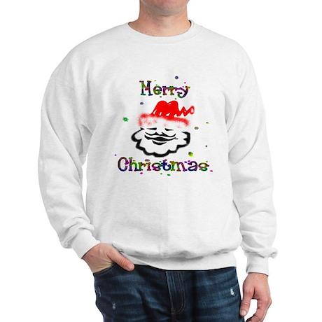 Merry Christmas Santa - Sweatshirt