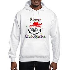 Merry Christmas Santa - Hoodie