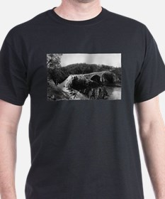 Whidbey Island, WA - Deception Pass Bridge T-Shirt
