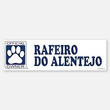 RAFEIRO DO ALENTEJO Bumper Bumper Bumper Sticker