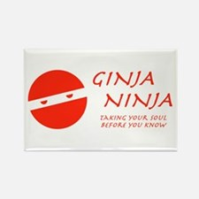 Ginja Ninga Magnets