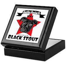 Black Stout Keepsake Box