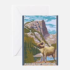 Rocky Mountain National Park, CO - Big Horn Sheep