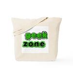 Geek Zone Tote Bag