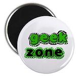 Geek Zone Magnet