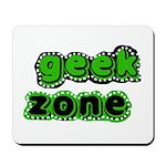 Geek Zone Mousepad