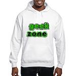 Geek Zone Hooded Sweatshirt
