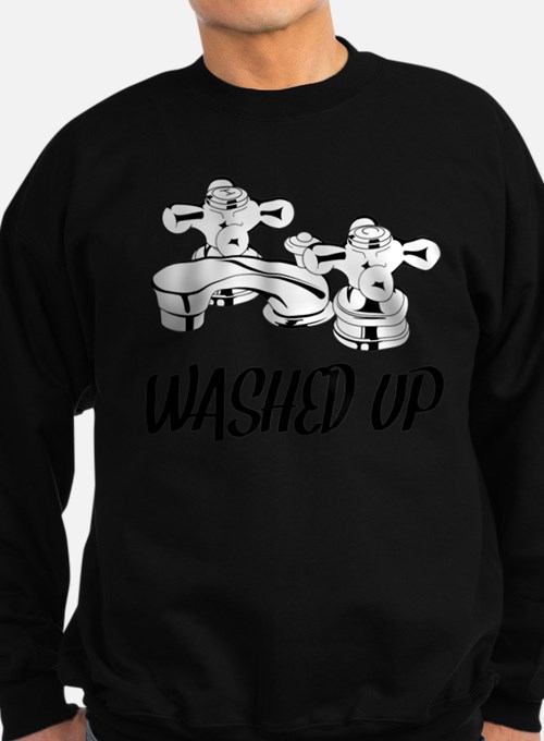Washed Up Sweatshirt (dark)