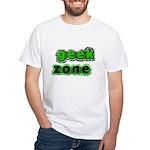 Geek Zone White T-Shirt