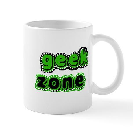 Geek Zone Mug
