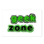 Geek Zone Postcards (Package of 8)