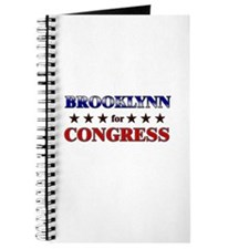 BROOKLYNN for congress Journal