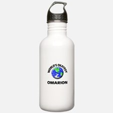 World's Okayest Omario Water Bottle