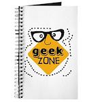 Geek Zone Warning Journal