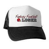 Fantasy football loser Trucker Hats