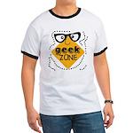 Geek Zone Warning Ringer T