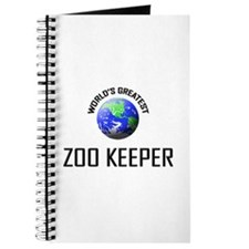 World's Greatest ZOO KEEPER Journal