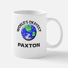 World's Okayest Paxton Mugs