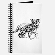 Serval Cub Journal