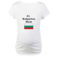 #1 Bulgarian Mom Shirt