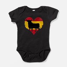 Unique Spain Baby Bodysuit