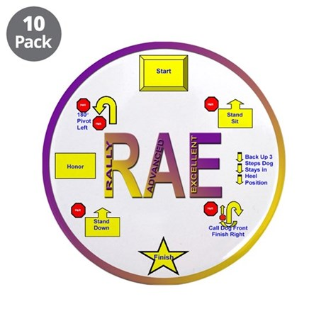 """RAE 3.5"""" Button (10 pack)"""
