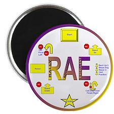 "RAE 2.25"" Magnet (10 pack)"