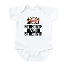 Strength Beyond Strength Infant Bodysuit