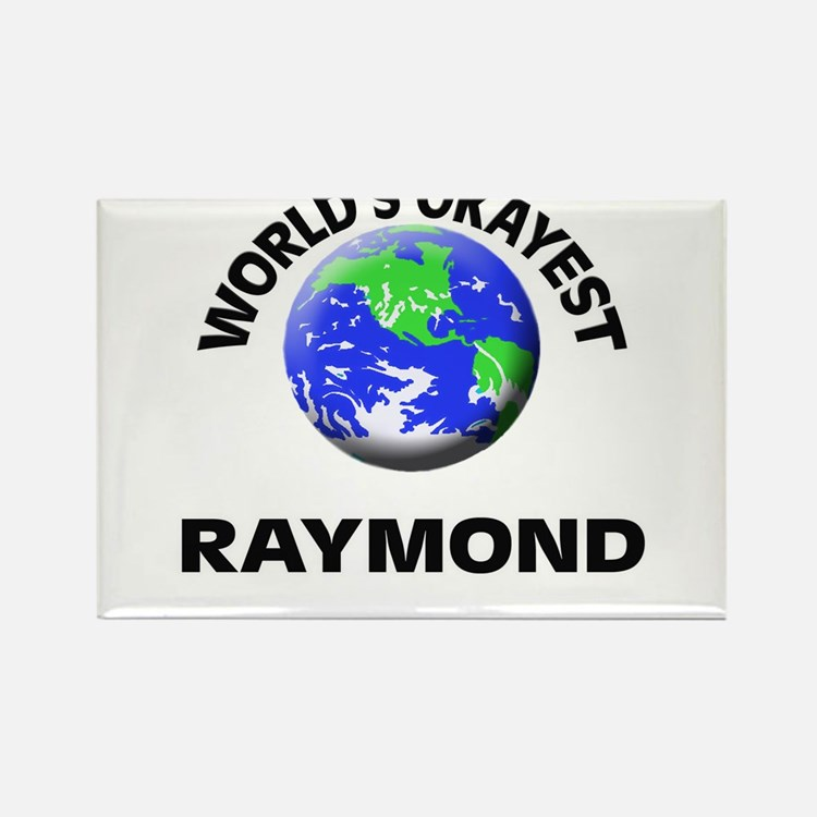 World's Okayest Raymond Magnets