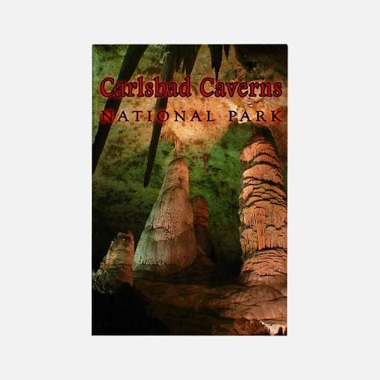 Carlsbad Caverns Rectangle Magnet