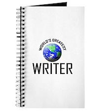 World's Greatest WRITER Journal