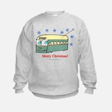 Little Spark Kids Christmas Sweatshirt
