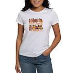 Jewish We Are Family Women's T-Shirt