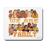Jewish We Are Family Mousepad