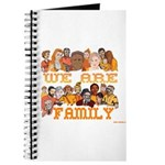 Jewish We Are Family Journal