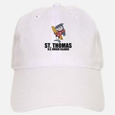 St. Thomas, U.S. Virgin Islands Baseball Baseball Baseball Cap