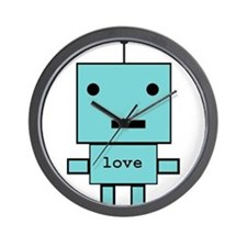 Funny Artificial intelligence Wall Clock
